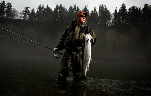 Steelhead fishing portland photographer blog for Fishing in portland oregon