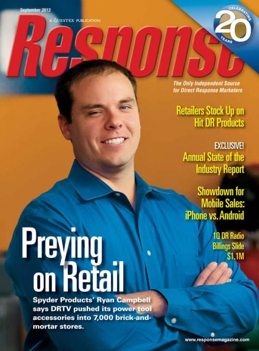 Response Magazine - September 2012