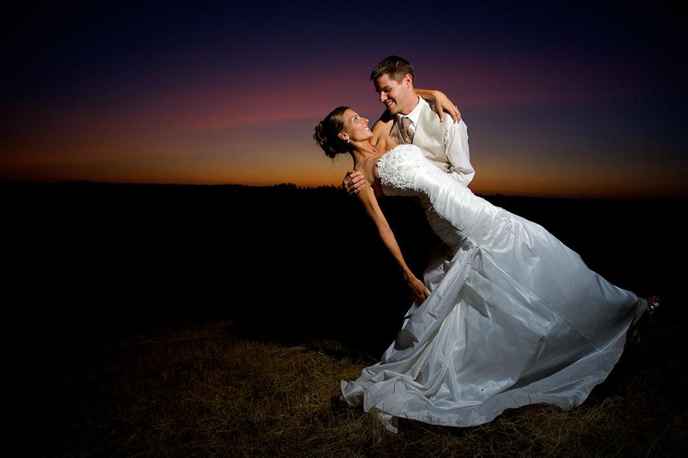 sunset wedding portland photographer blog mitchelldyer